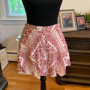 Cute design skirt from Express